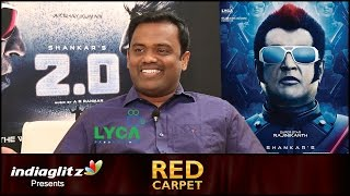 getlinkyoutube.com-Rajini 2.0 is SHOT in 3D, not converted like others : Lyca Production COO Interview | Enthiran