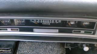 getlinkyoutube.com-1973 Dodge Travco walk around and cold start FOR SALE on EBAY 2-24-14