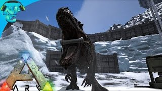 getlinkyoutube.com-Sniper Battles and Giga Taming!  ARK Survival Evolved - PvP Season E13