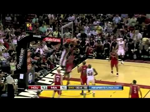 LeBron James Top 10 Dunks - 2010-2011 season
