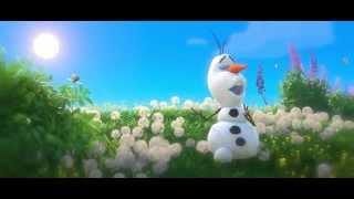 getlinkyoutube.com-Frozen - In summer (polish) lyrics HD
