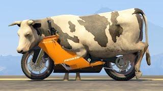 getlinkyoutube.com-WEIRDEST BIKE RACE EVER! (GTA 5 Funny Moments)