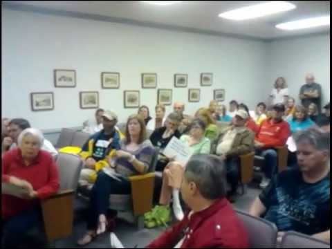 Murray County, GA meeting re seizure of Animal Control by the Sheriff's Office (entire meeting)