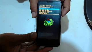 getlinkyoutube.com-How To Unlock Google Pattern Lock Idea 3G Aurus | How To Hard Reset Idea 3G Aurus III