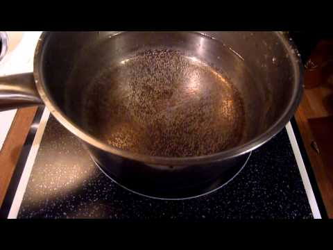 Tatung Induction Cooktop  Model TICT 1500 watts  review part 2  of 3 Lets try 4 cups