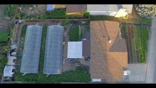 $75,000 on 1/3 acre. Profitable Urban Farm Tour. Green City Acres.