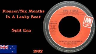 Pioneer/Six Months In A Leaky Boat - Split Enz