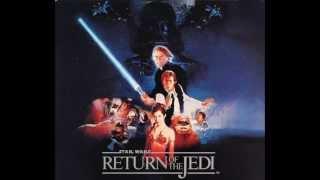 getlinkyoutube.com-Return of the Jedi: Luke Vs Vader  (Blue Lightsaber) HD