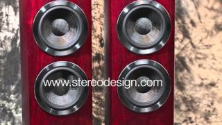 getlinkyoutube.com-Stereo Design B&W Bowers & Wilkins 804 Diamond Series 3 Speakers  2015