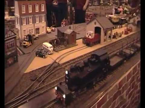 The Warley Model Railway Exhibition 2011, Part 2 (19th November 2011)