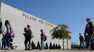 getlinkyoutube.com-Pulaski High School Lip Dub 2016