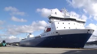 getlinkyoutube.com-Sea-Cargo i Karmsund