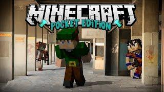 Minecraft 0.12.1 - Navio Pirata (Esconde-Esconde)