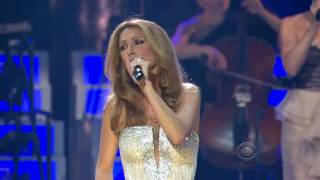 getlinkyoutube.com-Celine Dion - Because You Loved Me [Official Live Video] HD