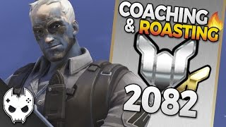 Overwatch Coaching and Roasting - Soldier 76 - Platinum / Gold 2082