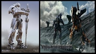 getlinkyoutube.com-Transformers The Last Knight - Primus possibly in/ The Omega Lock on Earth?!
