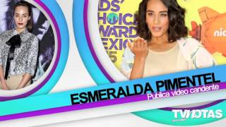 getlinkyoutube.com-'Gomita' novio,Adrián Uribe espectacular,Esmeralda Pimentel video,Doble de Aarón Díaz.