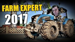 Farm Expert 2017 Gameplay - O Concorrente do Farming Simulator 2017!