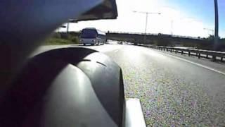 getlinkyoutube.com-Ghostrider on 2 wheels vs Swedish Police 2