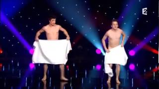 getlinkyoutube.com-Weird Guys on 'France Got Talent'