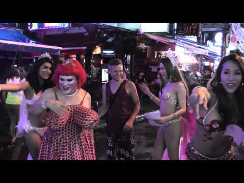 Ladyboys of Bangla Rd