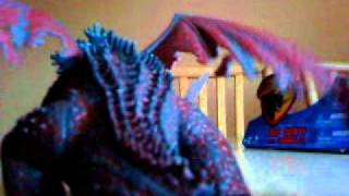 How To Train Your Dragon - Red Death Review