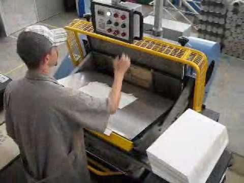 Apolo - Corte e Vinco PolyVinco 960 - Maquinas Graficas