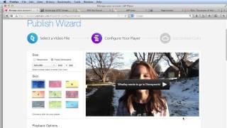 getlinkyoutube.com-How to Embed the JW Player into a Website