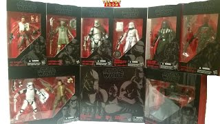 getlinkyoutube.com-HUGE Star Wars Black Series Toy Haul