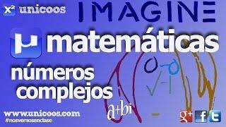 Imagen en miniatura para Numeros complejos 02 - Multiplicacion y division en forma binomica