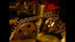 getlinkyoutube.com-Mazdaspeed 3 VVT/Timing Chain/Etc DIY Repair - Chain Tension After Crank Bolt Torque