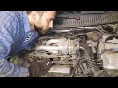 Мазда 323 правильный ремонт (часть 1)