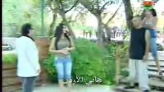 getlinkyoutube.com-كاميرا خفية ومقلب بالممثلة السورية مديحة رقصMadiha Kenafani