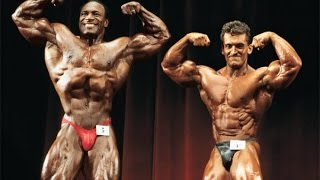 getlinkyoutube.com-Mr.Olympia  LABRADA  vs. HANEY, 1990