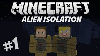 getlinkyoutube.com-[GEJMR] Minecraft - Alien Isolation s Jirkou - EP 1