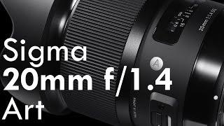 getlinkyoutube.com-Sigma 20mm f/1.4 Art Review