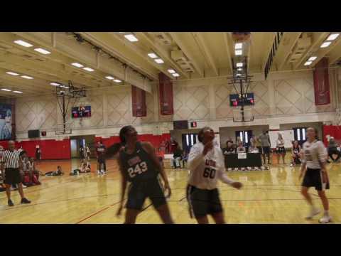 2017 USA Basketball Women's 3x3 U18 National Tournament Day 1 Highlights