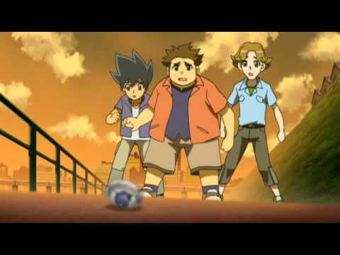 Beyblade Metal Fusion - Folge 5 - Staffel 1 - Der Mad Gasher - Deutsch/German - Teil 1/2
