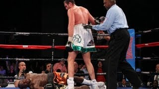 getlinkyoutube.com-Tyson Fury vs Steve Cunningham  KO  20.04.2013