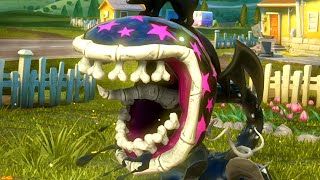 getlinkyoutube.com-Plants vs. Zombies: Garden Warfare - Chomper Swag!
