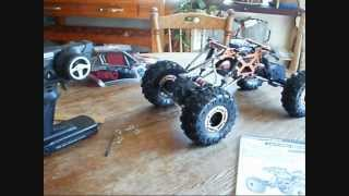 Entry Level RC Rock Crawler: RedCat RS10 XT