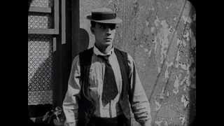 "getlinkyoutube.com-Buster Keaton's ""Neighbors"" with original film score by Redhooker"