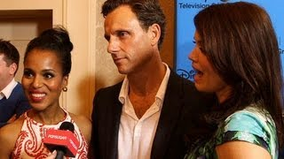 """getlinkyoutube.com-Kerry Washington Says Her Wedding and Emmy Nom Have Made For a """"Pretty Thrilling"""" Summer"""