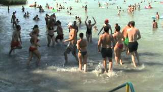 Strand Balaton rueda + reggaeton Salsa Con timba Nyári Tánctábor