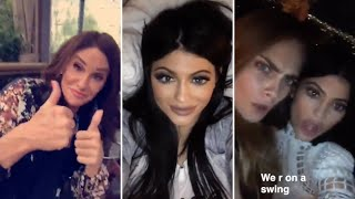 getlinkyoutube.com-Kylie Jenner | Snapchat Videos Compilation (October 2015) (ft Kim Kardashian, Caitlyn Jenner +MORE)