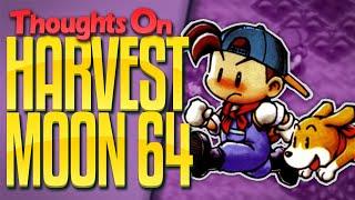 getlinkyoutube.com-My Thoughts on Harvest Moon 64