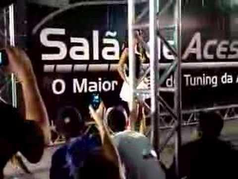 SALÃO DE ACESSÓRIOS 2008 (GAROTAS TUNING) 1