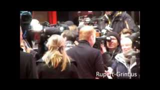RG.us Exclusive: Rupert Grint Berlinale Red Carpet 4