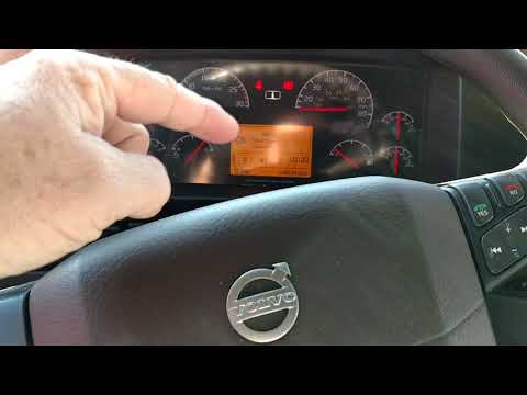 Idle Shutdown Override 2017 Volvo 780 : Adventures in Trucking Series