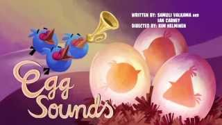 Angry Birds - Egg Sounds